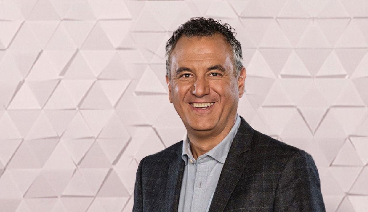 Roberto Brasero, presentador de Antena 3 Noticias