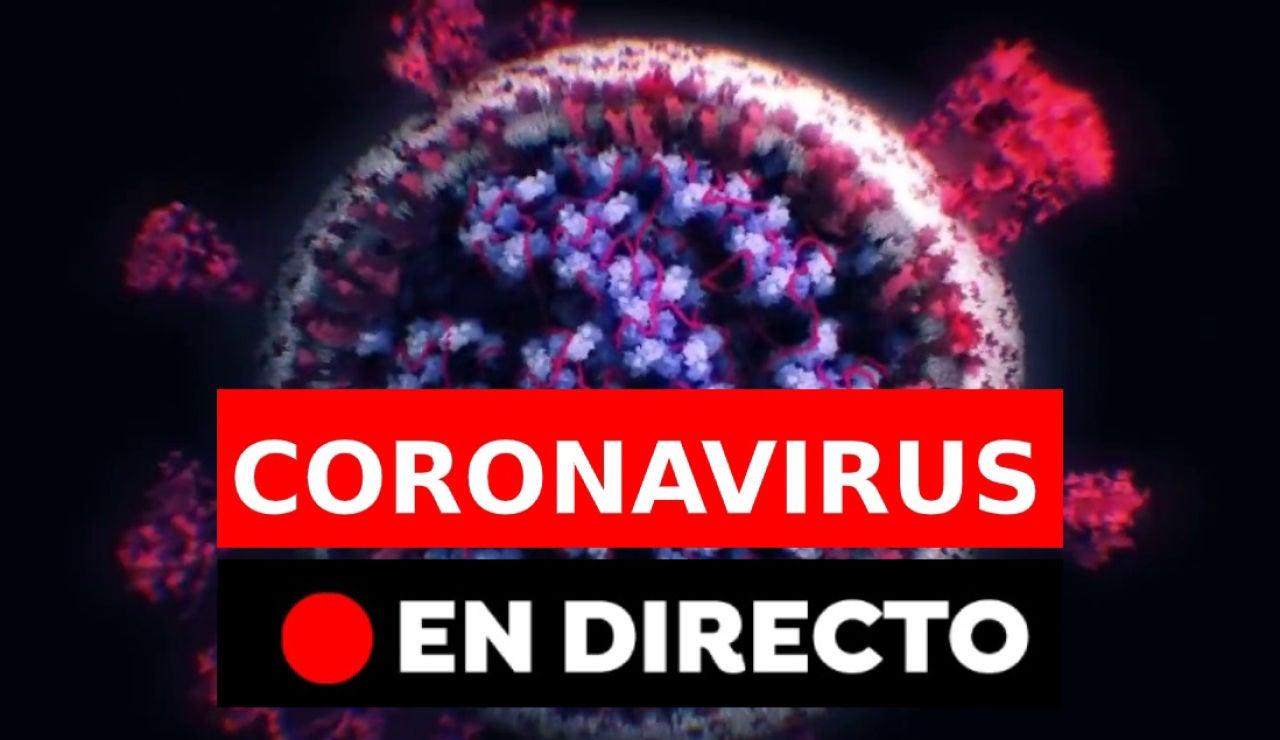Restricciones en Madrid, País Vasco, Andalucía, Cataluña y última hora del coronavirus en España hoy, en directo
