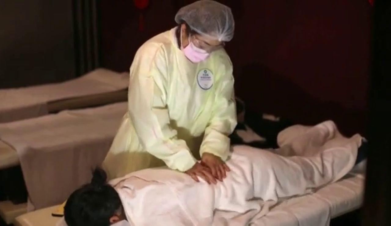 Sanidad define a la dieta macrobiótica y masaje tailándes como pseudoterapias