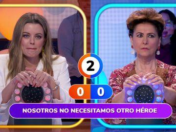 """El inglés les juega una mala pasada a Irma Soriano y Adriana Torrebejano en 'La Pista': """"Estoy quedando fatal"""""""