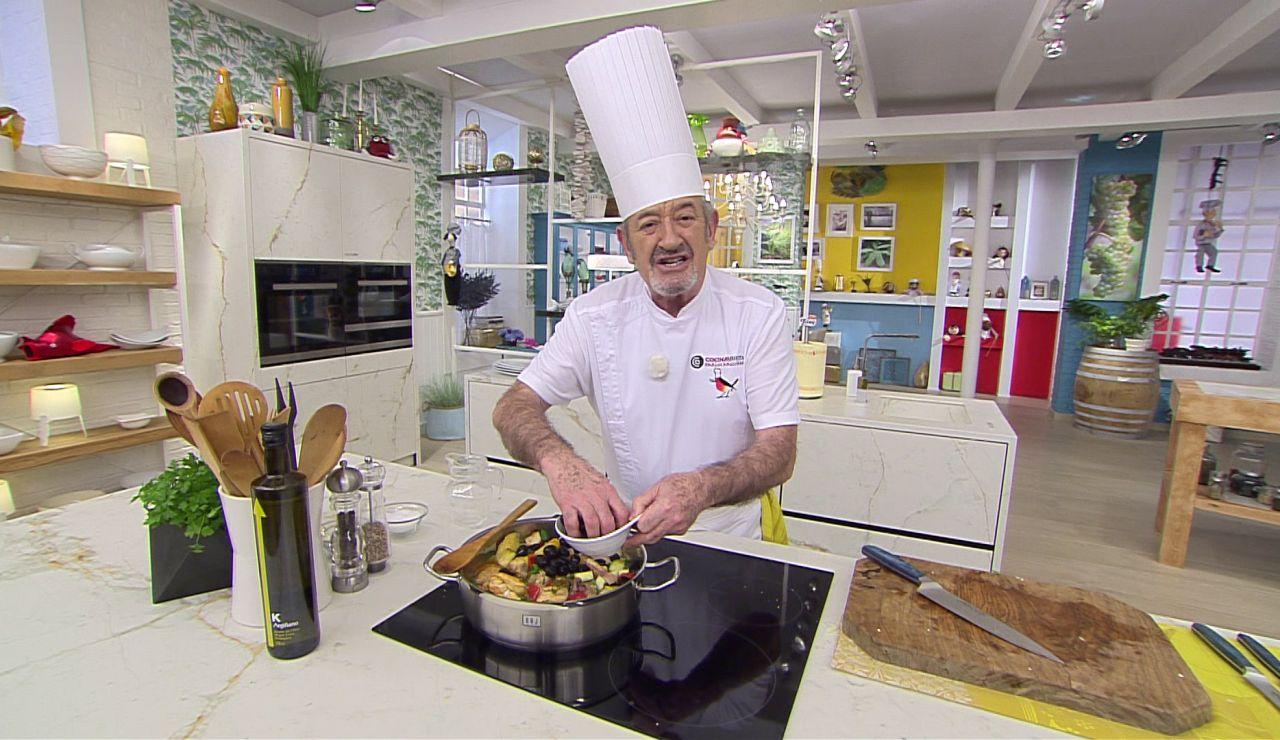 """La receta de Karlos Arguiñano que """"le gusta al 95% de la gente"""""""