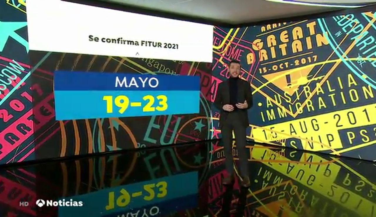 Reyes Maroto confirma que Fitur se celebrará en mayo