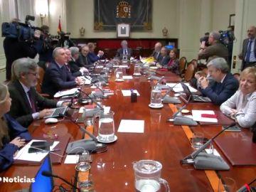 PSOE y PP cada vez más cerca de la renovación del poder judicial y con Podemos al margen
