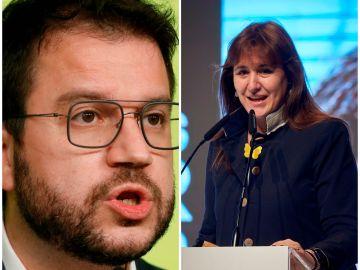 ERC y Junts se han reunido para llegar a un acuerdo por la gobernabilidad de Cataluña
