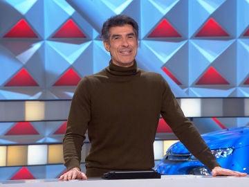 Las divertidas preguntas entre Jorge Fernández y una concursante desatan las risas