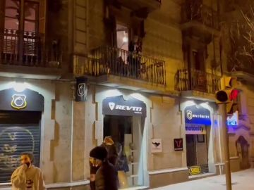 Los vecinos de Cataluña comienzan a estar harts de los altercados