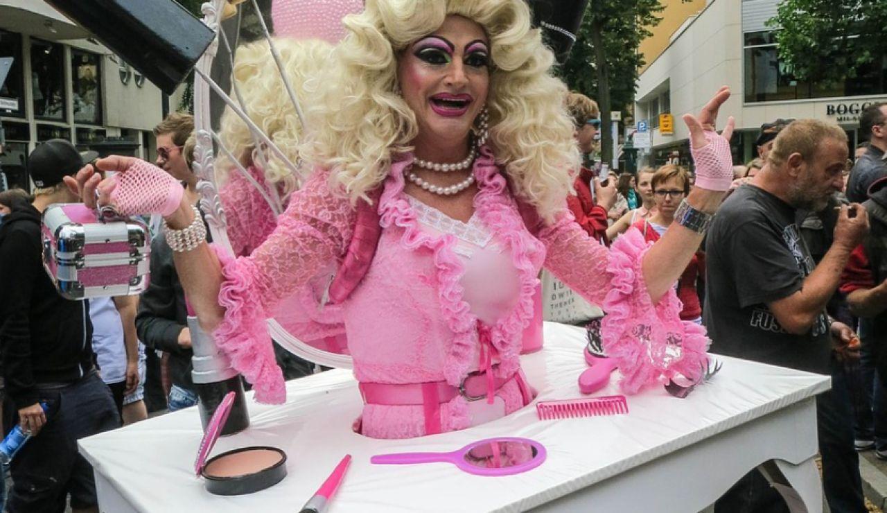 Los Drag Queens revolucionan Tik Tok en el Carnaval de Las Palmas de Gran Canaria