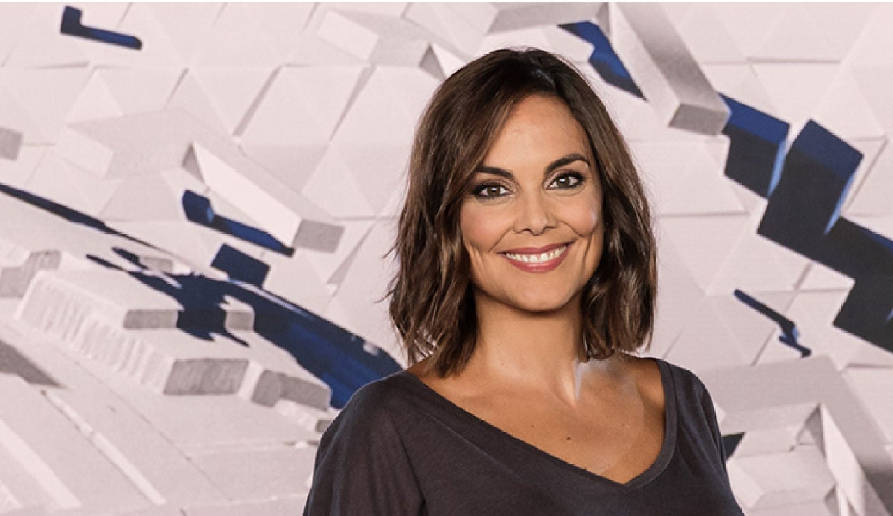 Mónica Carrillo, presentadora de Antena 3 Noticias
