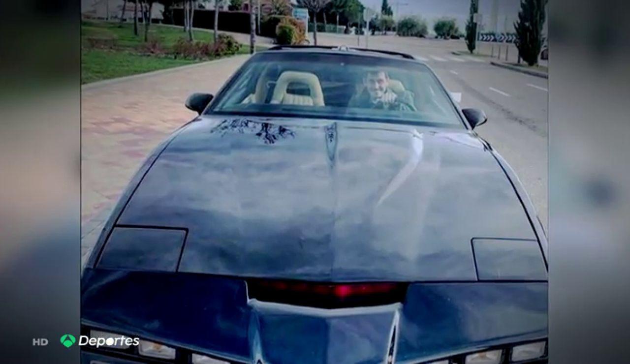 coche fantastico casillas