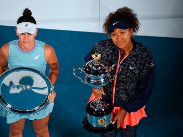 Naomi Osaka conquista su segundo Open de Australia ante Jennifer Brady