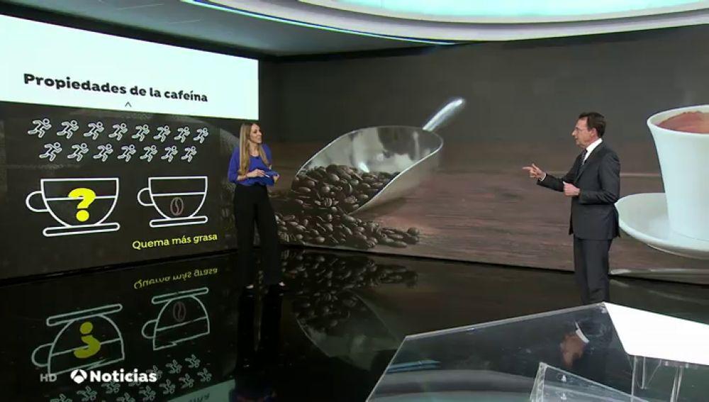 El nuevo chiste de Matías Prats, quien 'rumia' al pensar sobre un estudio de vacas y café