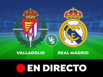 Real Valladolid - Real Madrid: Resultado y goles del partido de hoy, en directo   Liga Santander