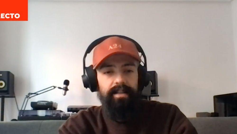 """El valioso mensaje de Omar, un enfermo de cáncer terminal: """"Vivimos intentando entreternernos para no afrontar la muerte"""""""