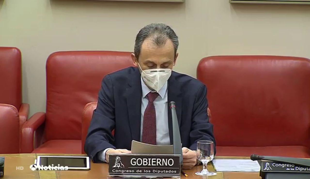 """Pedro Duque presenta en el Congreso el Pacto por la Ciencia para subir la inversión al 2% del PIB: """"necesitamos apostar por la Ciencia"""""""