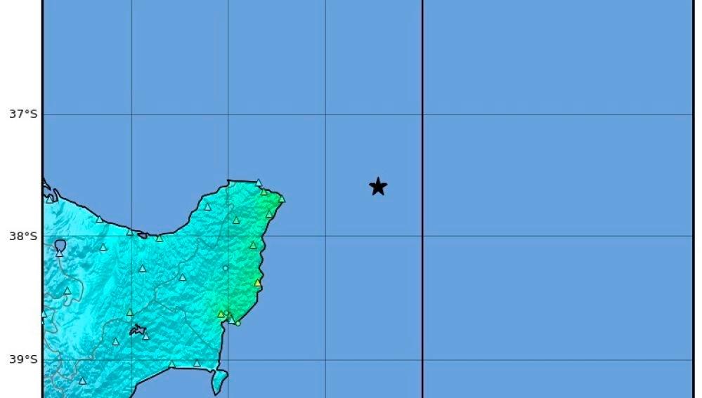 Alerta de tsunami en Nueva Zelanda