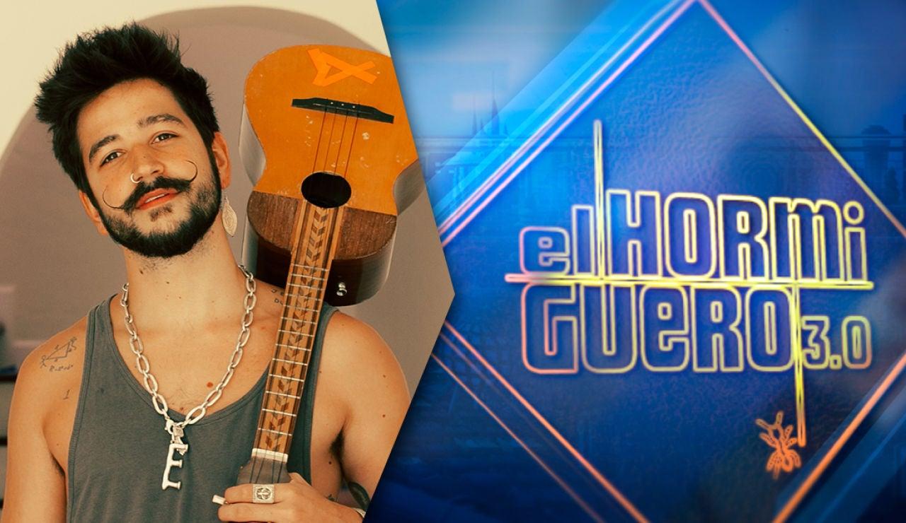 El lunes, ritmo y alegría con Camilo y su nuevo disco en 'El Hormiguero 3.0'
