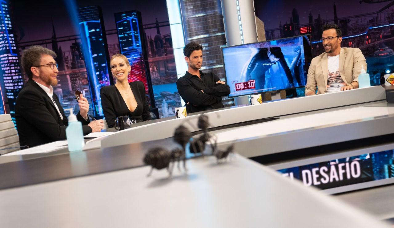 """Kira Miró, Jorge Brazález y Pablo Puyol confiesan la dureza de 'El Desafío': """"Es un programa agotador y maravilloso"""""""