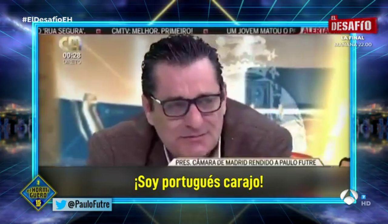 El comentario de Martínez-Almeida en 'El hormiguero 3.0' que hizo llorar a Futre