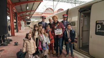 '¡A todo tren! Destino Asturias' de Santiago Segura