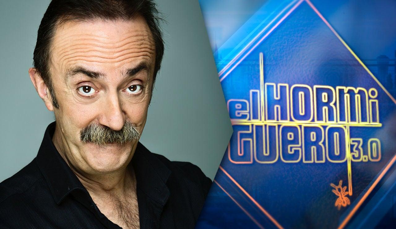 El miércoles, 'El Hormiguero 3.0' recibe al cómico Santi Rodríguez