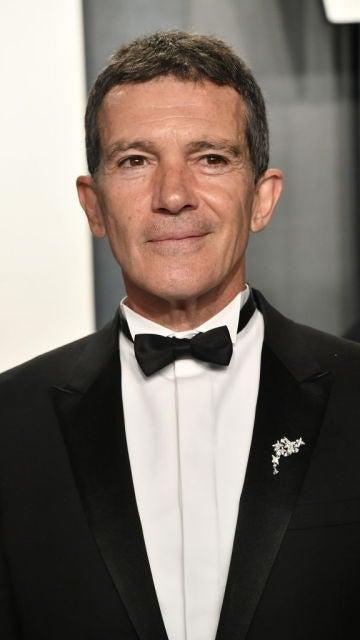 Antonio Banderas en los Oscar 2020