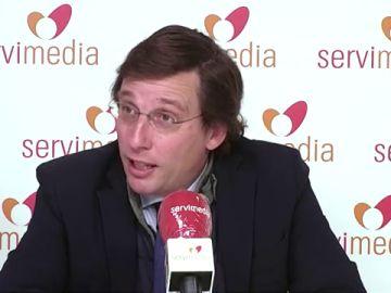 """Matínez-Almeida, sobre el ex comisario Villarejo: """"Es un personaje muy nocivo y perjudicial"""""""