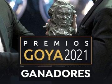 Premios Goya 2021: Lista de ganadores