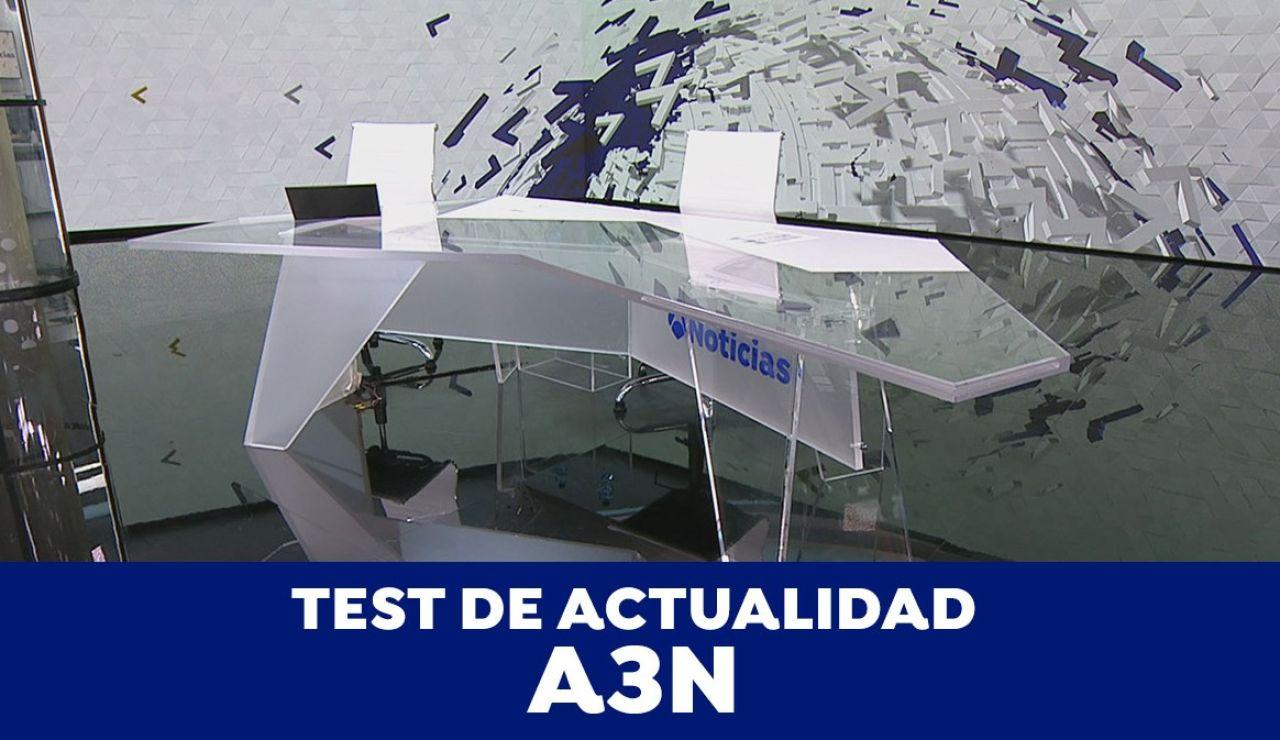 Test de Actualidad A3N