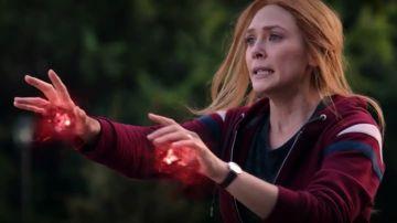 Elizabeth Olsen en 'WandaVision'