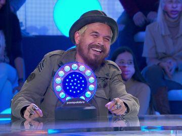 Jimmy Barnatán se convierte en una 'Rock and roll star' en 'La Pista'