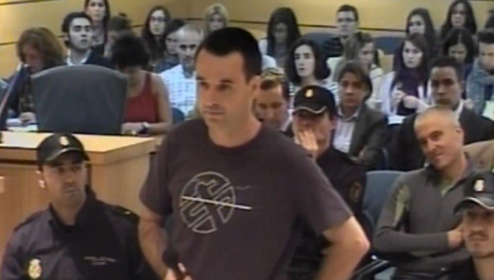 Asier Carrera, terrorista de ETA.