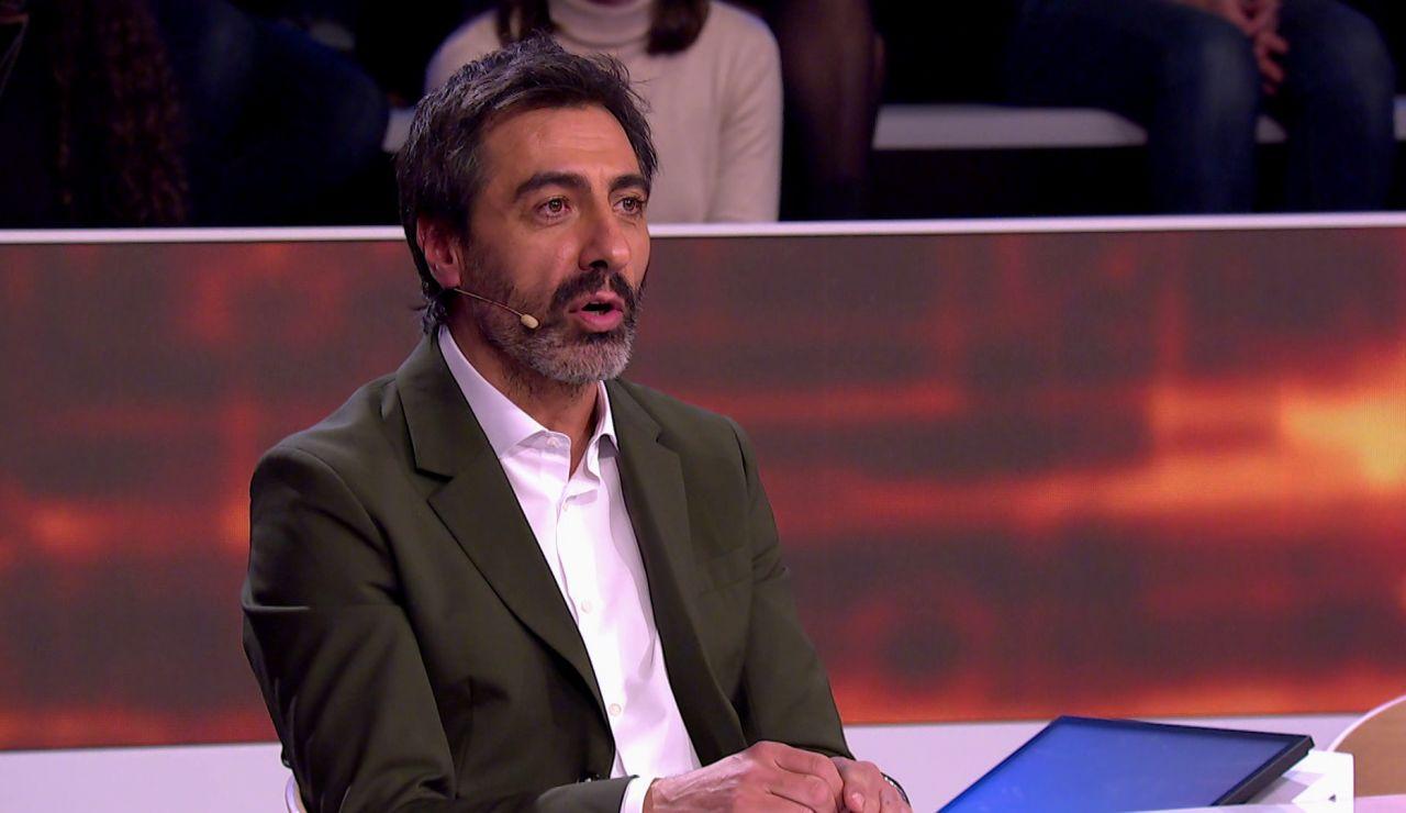 Juan del Val en El Desafío