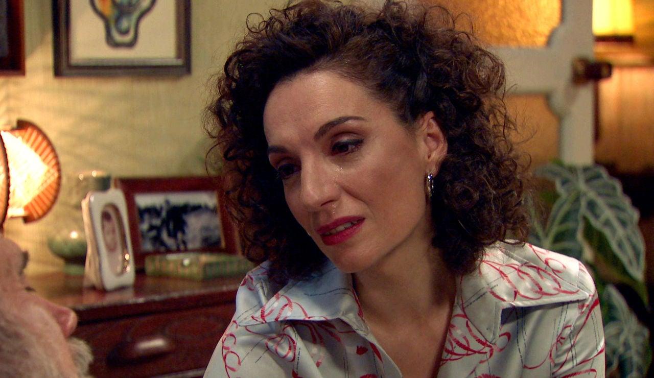 Desgarradora despedida: Estefanía ayuda a morir a Miguel