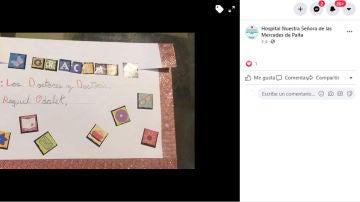 Facebook del Hospital Nuestra Señora de las Mercedes de Paita