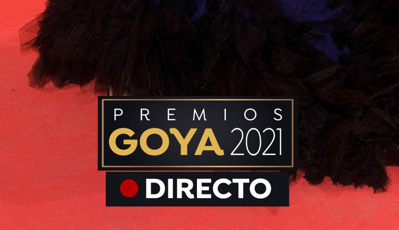 Premios Goya en directo: Alfombra roja y gala de los goya