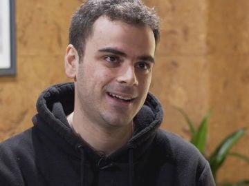 """Pablo Díaz: """"Sentí un hormigueo en las manos que no se me quitó hasta que fallé la última palabra"""""""