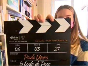 Paula Usero, nominada a Mejor actriz revelación en los Premios Goya 2021