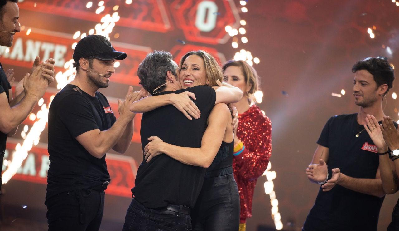 Gemma Mengual gana el octavo programa de 'El Desafío'