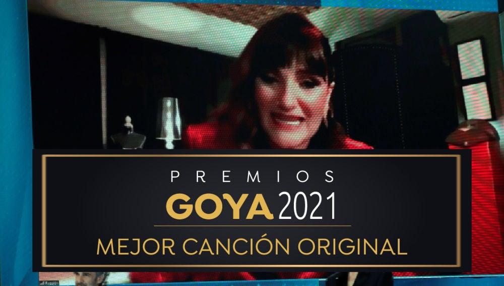 Premios Goya 2021: 'Que no, que no' de Rozalén, mejor canción original