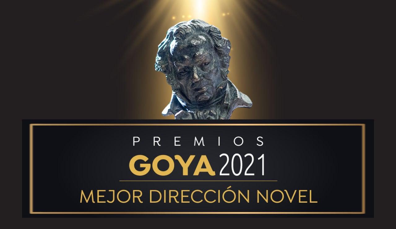Premios Goya 2021: Mejor dirección novel