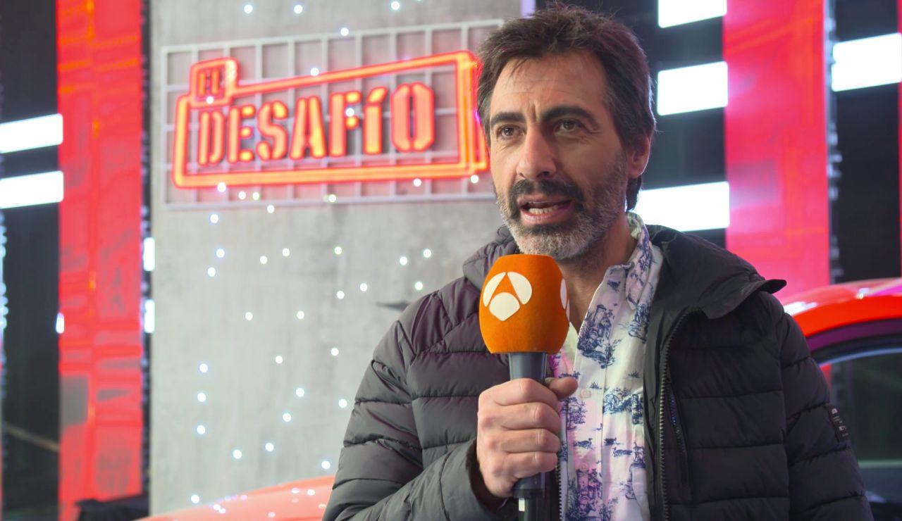 """Juan del Val confiesa qué concursantes tienen su """"absoluta admiración"""" tras la final de 'El Desafío'"""