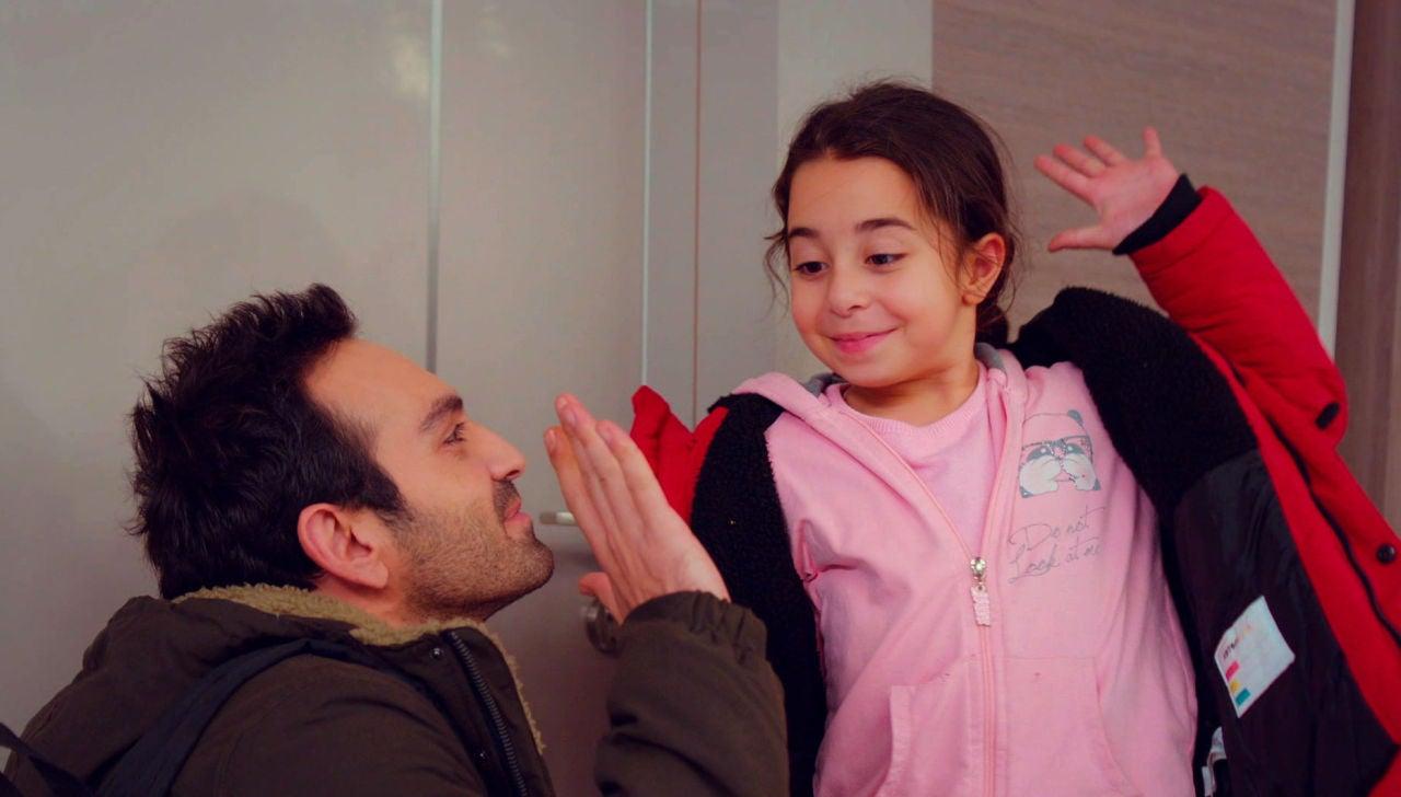 Demir y Öykü, más unidos que nunca a las puertas del hospital