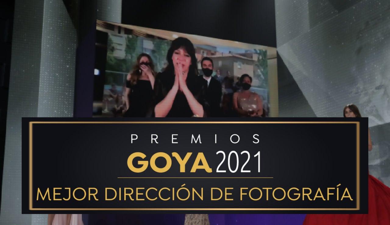 Premios Goya 2021: Daniela Cajías, mejor dirección de fotografía por 'Las niñas'