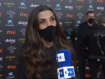 Ángela Molina, premio Goya de Honor a una trayectoria de cine
