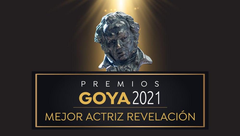 Premios Goya 2021: Mejor actriz revelación