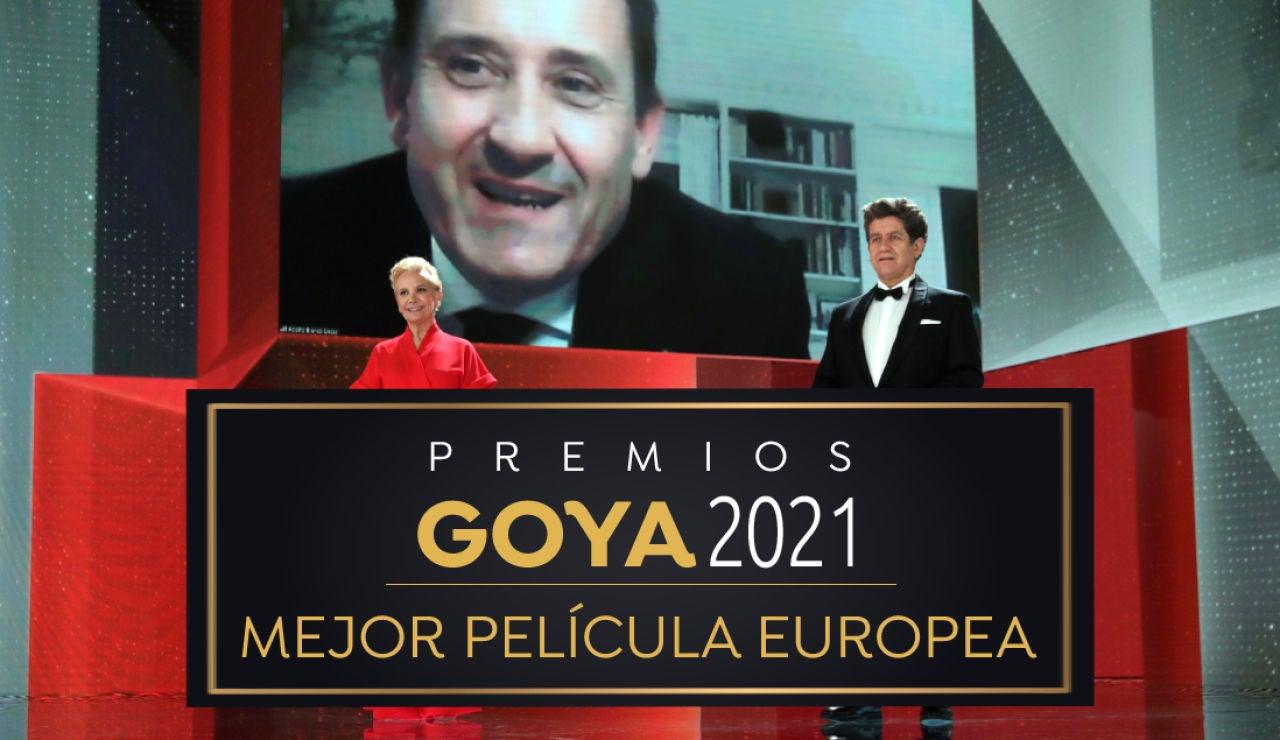 Premios Goya 2021: 'El padre', mejor película europea