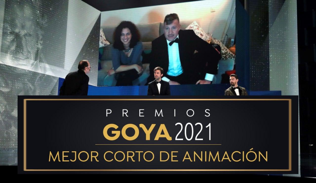 Premios Goya 2021: 'Blue & Malone: Casos Imposibles', mejor corto de animación