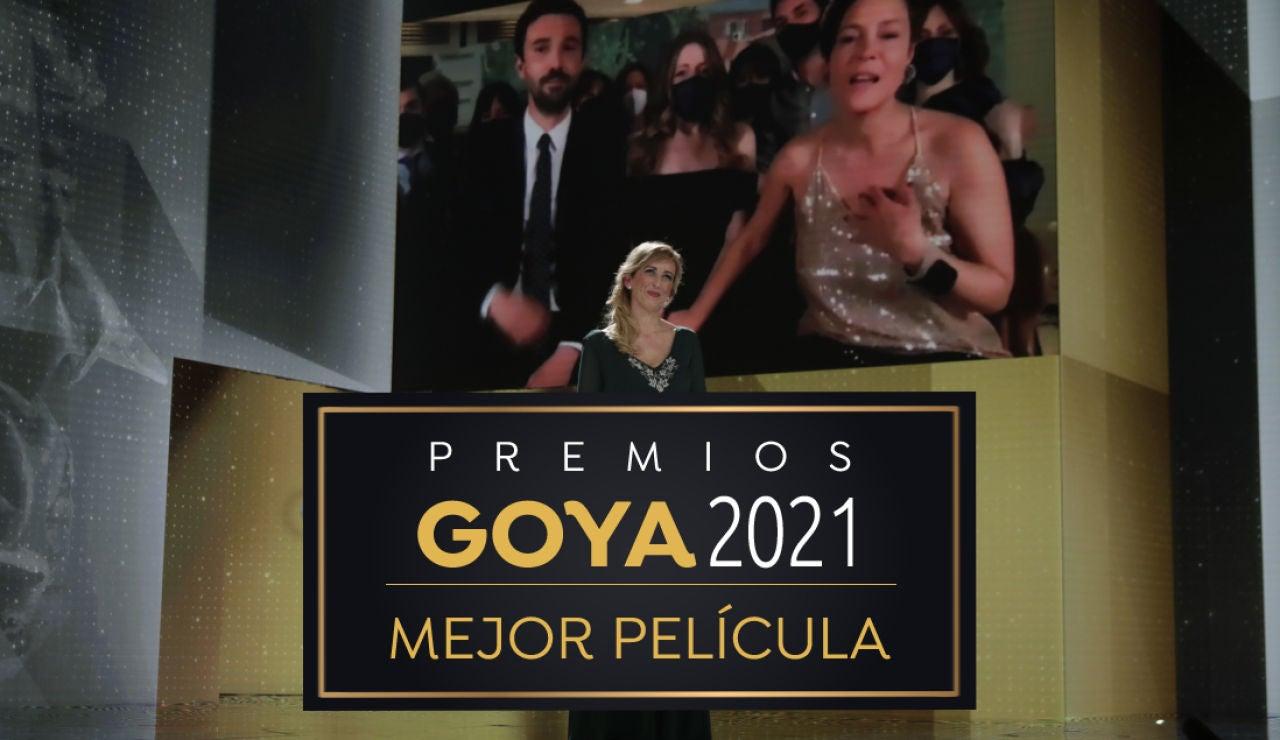 Premios Goya 2021: 'Las niñas', mejor película