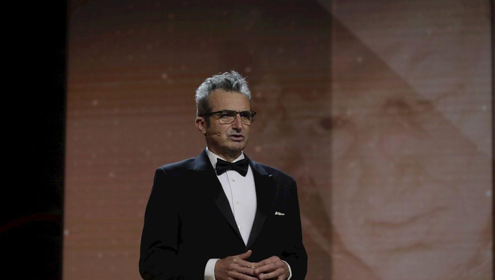 """Mariano Barroso, presidente de la Academia de Cine: """"El cine nos ha salvado"""""""