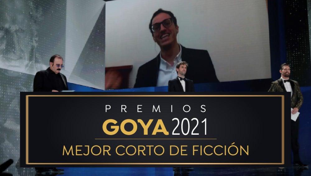 Premios Goya 2021: 'A la cara', mejor corto de ficción